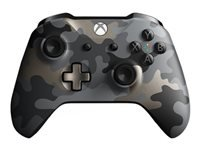 Microsoft Xbox Wireless Controller - Night Ops Camo Special Edition - gamepad - wireless - Bluetooth - camouflage - for PC, Microsoft Xbox One, Microsoft Xbox One S, Microsoft Xbox One X