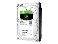 Seagate Barracuda ST3000DM008 - Hard drive - 3 TB