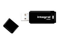 Integral Europe Cl�s USB INFD128GBBLK