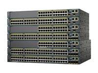 Cisco Catalyst WS-C2960S-F24TS-L Switch