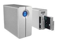 HDD/10 TB 2big FireWire 800 USB 3.0