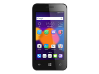Alcatel One Touch PIXI 3(4) - blanc - 3G HSPA+ - 4 Go - GSM - Android Phone