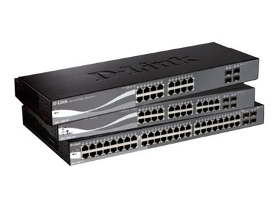 D-Link Web Smart DGS-1210-52