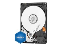 WD, HDD Mob Blue 500GB 2.5 SATA 3Gbs 16MB