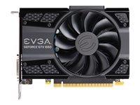 EVGA GeForce GTX 1050 SC Gaming Grafikkort NVIDIA GeForce GTX 1050