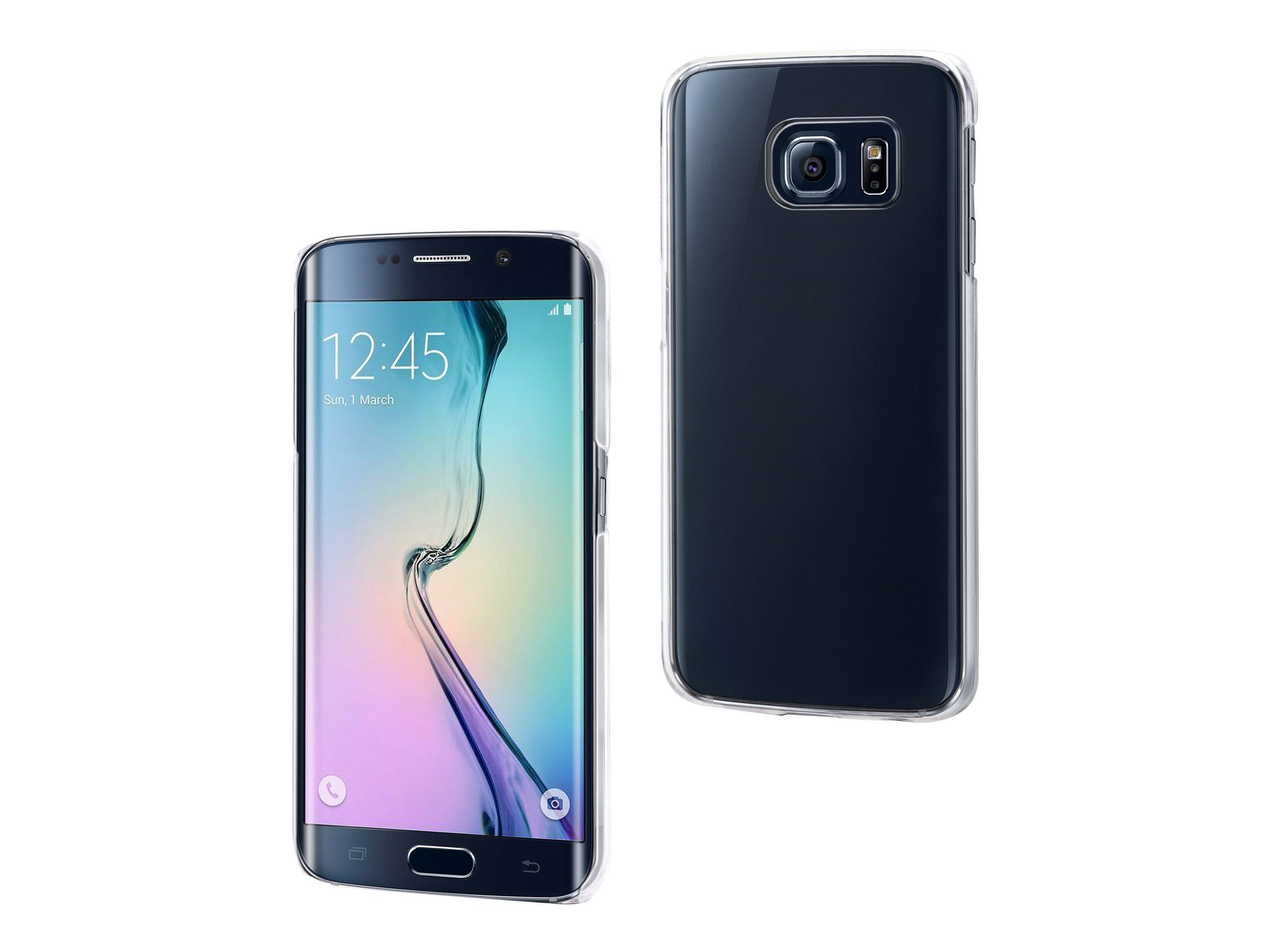 Muvit Customline Clear Back coque de protection pour téléphone portable