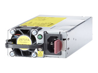 HPE X332 - Power supply - hot-plug / redundant (plug-in module) - AC 110-240 V - 1050 Watt - for HPE Aruba 2920-48G-PoE+ 740 W (1050 Watt)