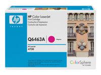 HP Toner/magenta 12000sh f CLJ4730mfp