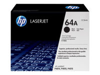 HP - LASERJET SUPPLY HIGH VOLUME HP 64ACC364A