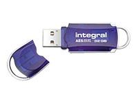 Integral Europe Cl�s USB INFD32GBCOUAT