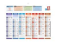 CBG 4 Saisons Mini - bank calendar