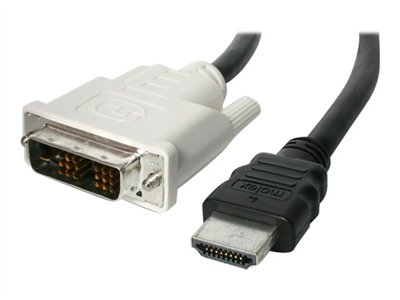 startech.com high speed hdmi cable to dvi digital video monitor