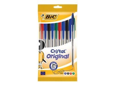 BIC Cristal - stylo à bille