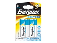 Energizer HighTech batterie - C - Alcaline x 2