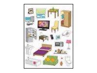 APLI kids home - adhésif décoratif