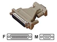 MCAD Câbles et connectiques/Cordons DB25 et DB9 085350