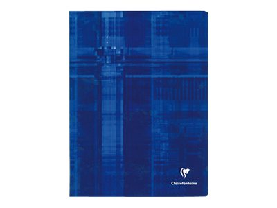 Clairefontaine - Cahier - 24 x 32 - 96 pages - Grand carreaux