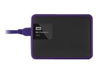 WD Grip Pack WDBFMT0000NPL Beskytter til ekstern harddisk drue