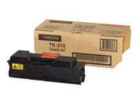 Image of Kyocera TK 310 - black - toner kit