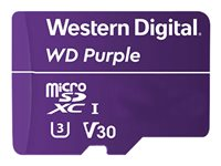 WD Purple WDD128G1P0A - Flash memory card - 128 GB