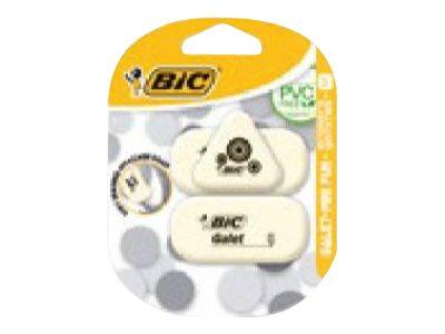 BIC GALET - set de gomme