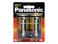 Panasonic Alkaline Plus AM-1PA