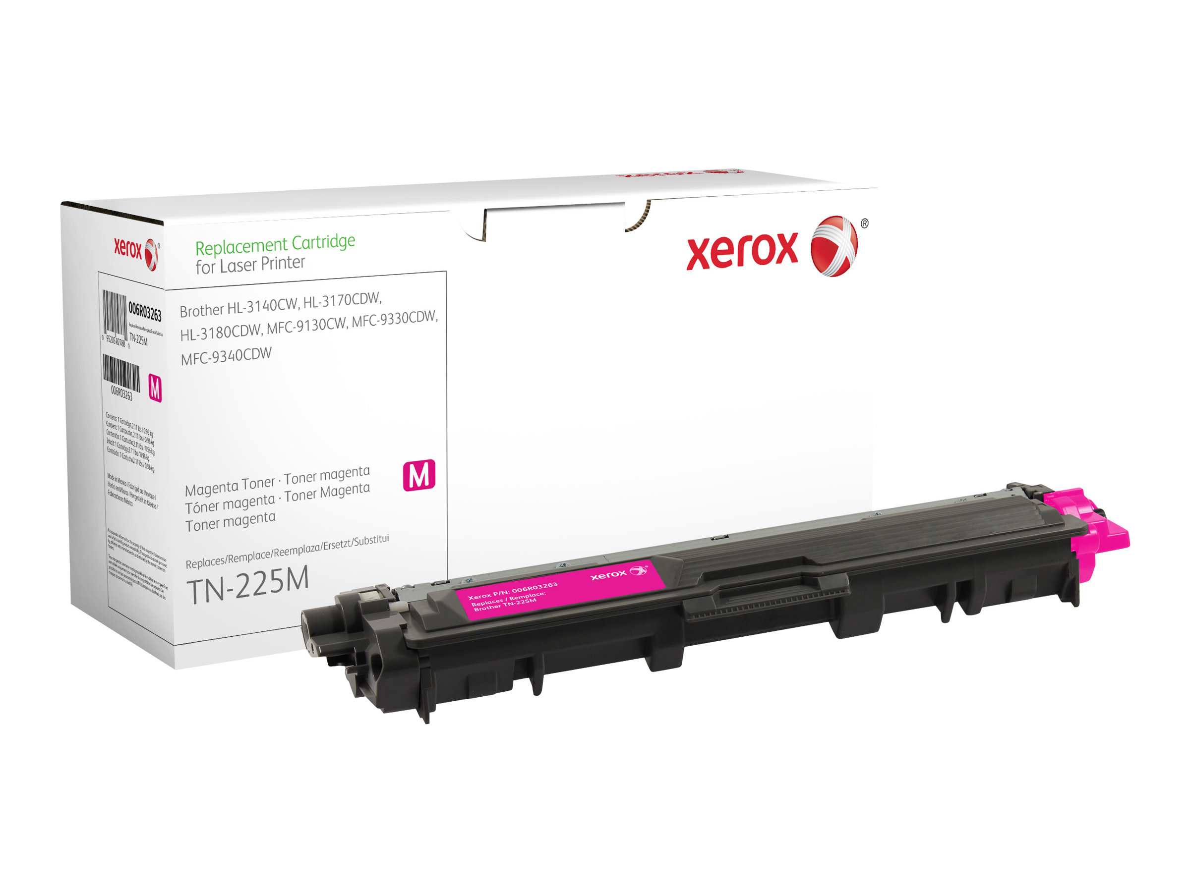 Xerox - magenta - cartouche de toner (alternative pour: Brother TN245M)
