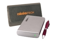 WiebeTech Soft-grain Pocket Drive Case
