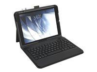ZAGG Messenger Folio - Caja de teclado y folio - Bluetooth