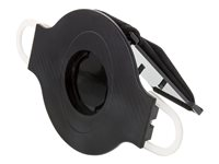 Aleratec 2-in-1 Universal Desktop Stand and Hand Strap Holder