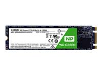 WD Green PC SSD WDS120G2G0B Solid state drive 120 GB intern M.2 2280