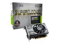 EVGA GeForce GTX 1050 Ti SC Gaming - Tarjeta gráfica - GF GTX 1050 Ti