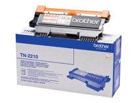 Toner černý TN2210 pro HL-22x0, 1200str.