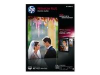 HP Premium Plus Photo Paper - papier photo brillant - 50 feuille(s)