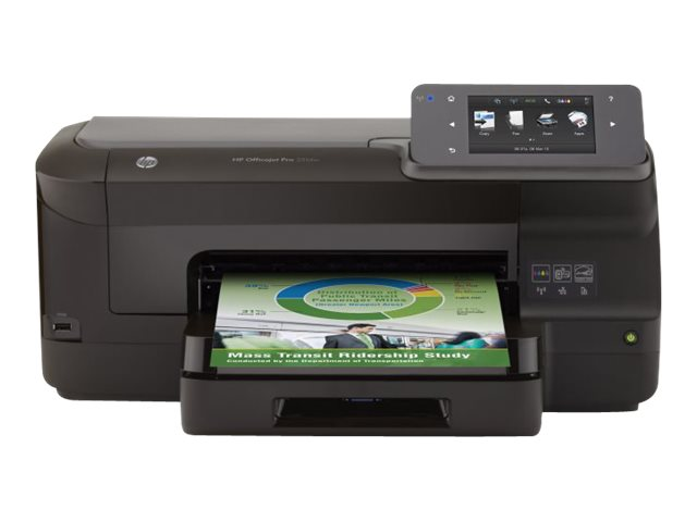 Image of HP Officejet Pro 251dw - printer - colour - ink-jet