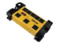 Forza FSP Series FSP-808 - Surge protector - AC 125 V