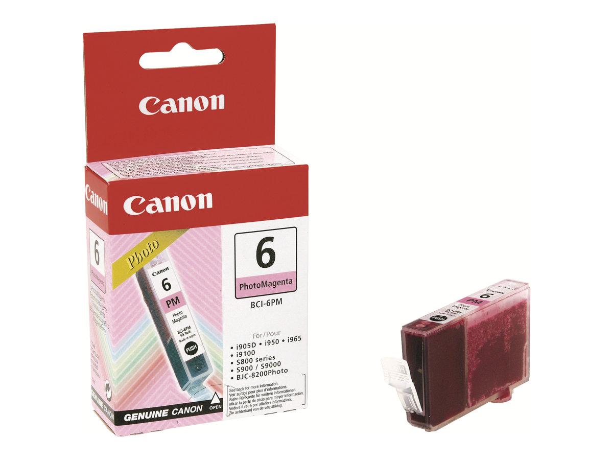 Canon BCI-6PM - magenta photo - originale - cartouche d'encre