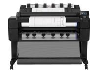 HP DesignJet T2500 PostScript eMultifunction Printer - imprimante grand format - couleur - jet d'encre