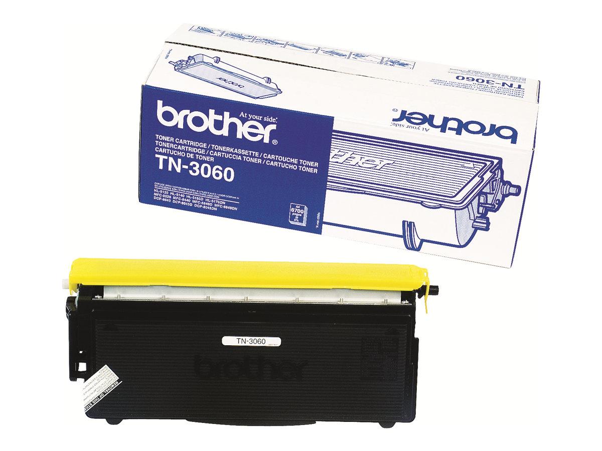 Brother TN3060 - noir - originale - cartouche de toner