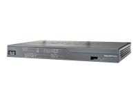 Cisco 887VA Annex A router with VDSL2/ADSL2+ over POTS 802.11n ETSI Compliant - routeur - modem ADSL - Ordinateur de bureau