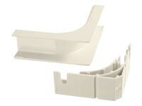 C2G Wiremold Uniduct 2800 Bend Radius Compliant Internal Elbow