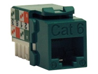 Tripp Lite Cat6/Cat5e 110 Punch Down Keystone Jack
