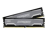 Ballistix Sport - DDR4 - 16 Go : 2 x 8 Go - DIMM 288 broches