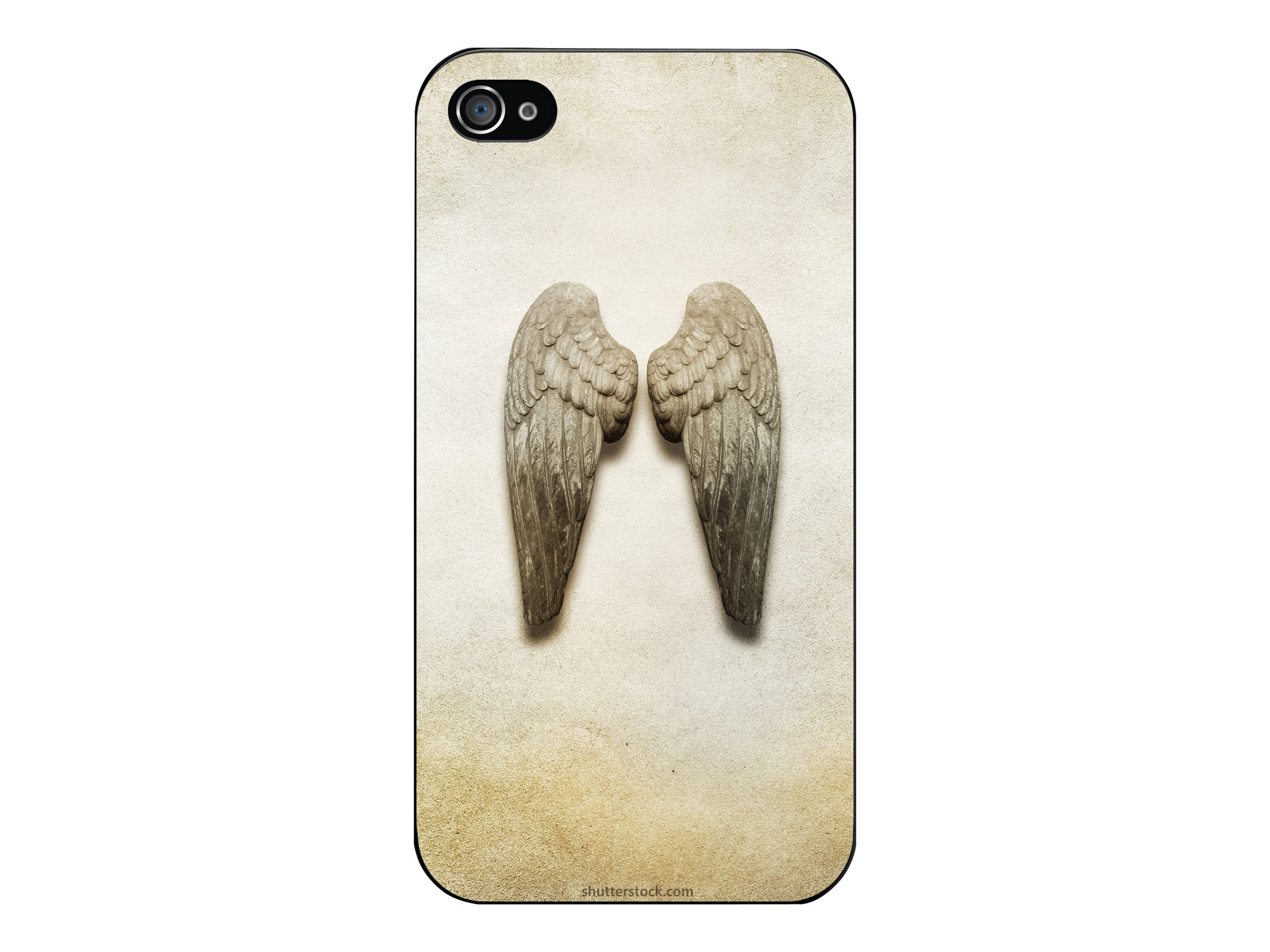 Muvit Customline Géométrique - Wings Drawing coque de protection pour téléphone portable