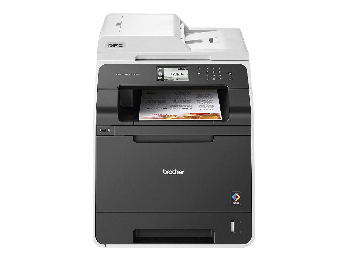 Brother MFC-L8650CDW - imprimante multifonctions ( couleur )