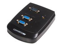 STARTECH.COM  2 Port Wall Mount VGA Video SplitterST122WEU