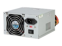 StarTech.com 400 Watt ATX12V 2.01 Computer PC Power Supply w/ 20 & 24 Pin Connector