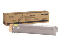 Toner/yellow 18000pg f Phaser 7400