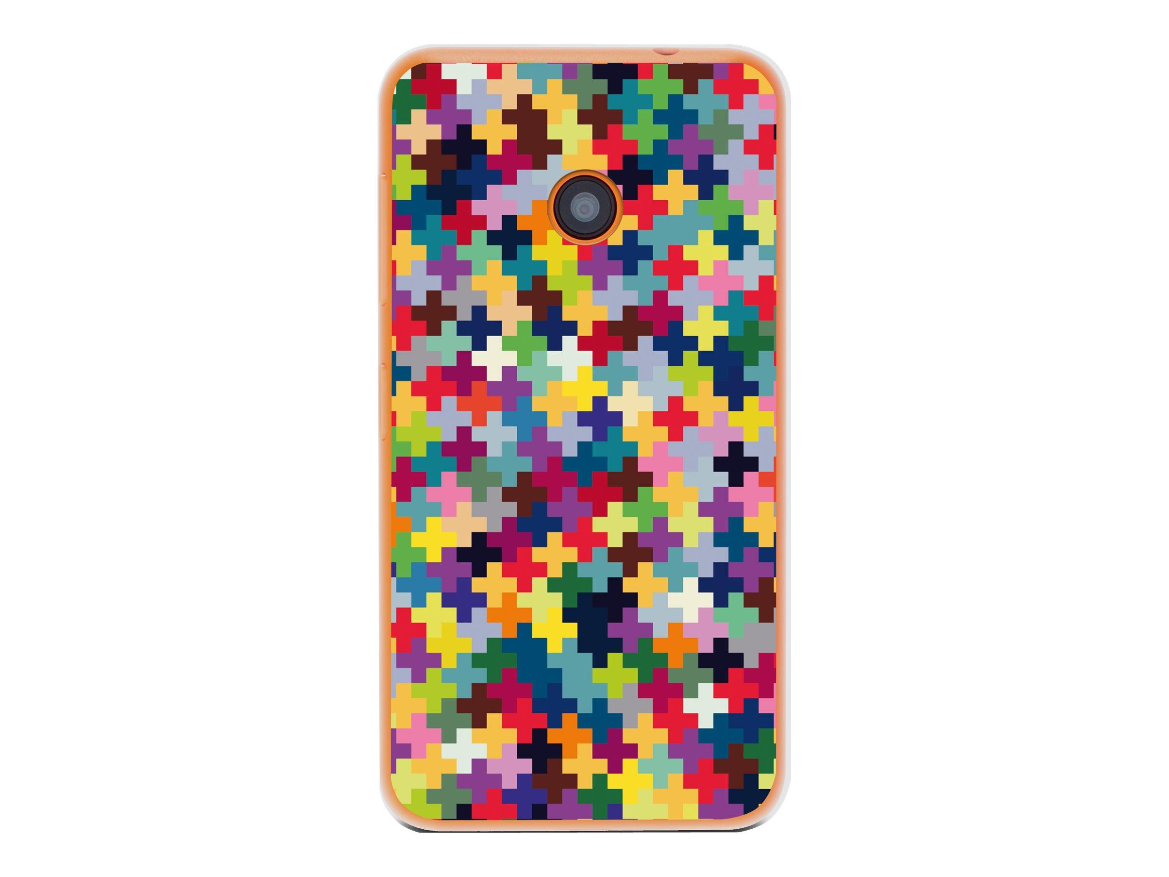 Muvit - Coque de protection pour iPhone 5, 5s - différents coloris