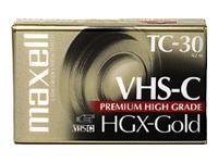 Maxell HGX-Gold TC-30